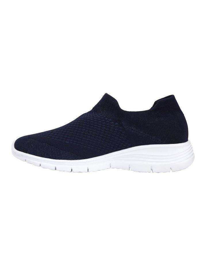 Sandler Woods Navy Weave Sneaker image 3
