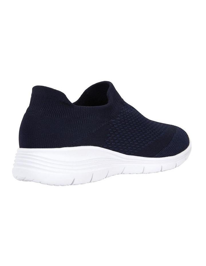 Sandler Woods Navy Weave Sneaker image 4