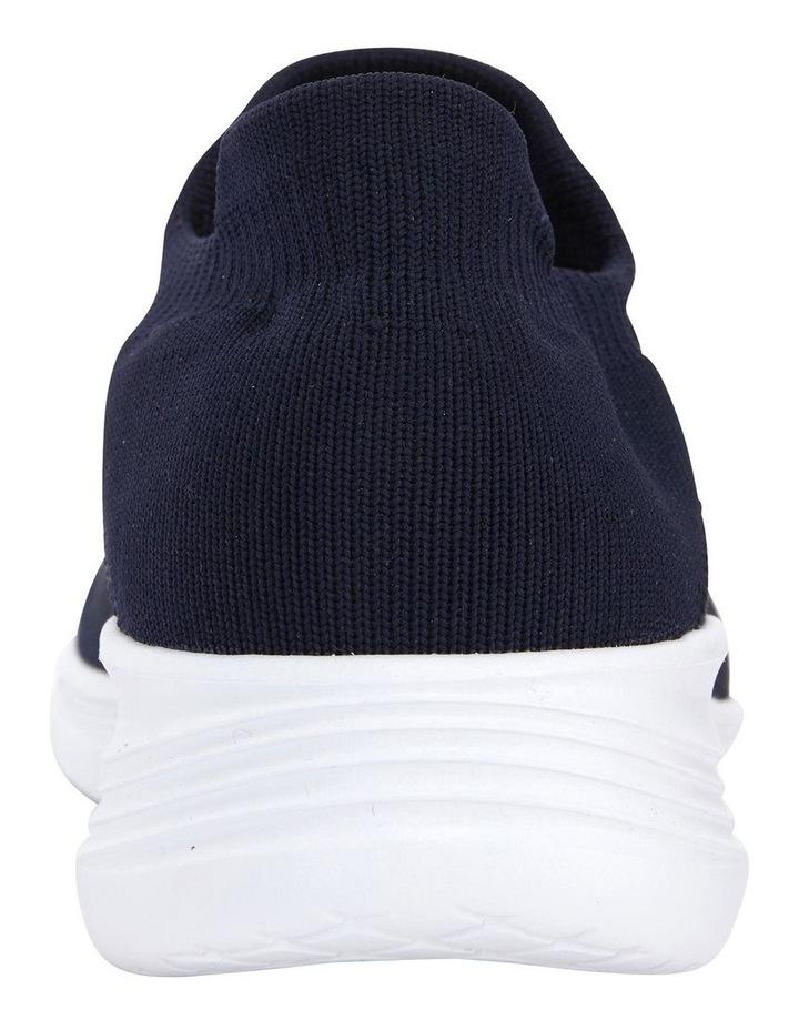 Sandler Woods Navy Weave Sneaker image 5