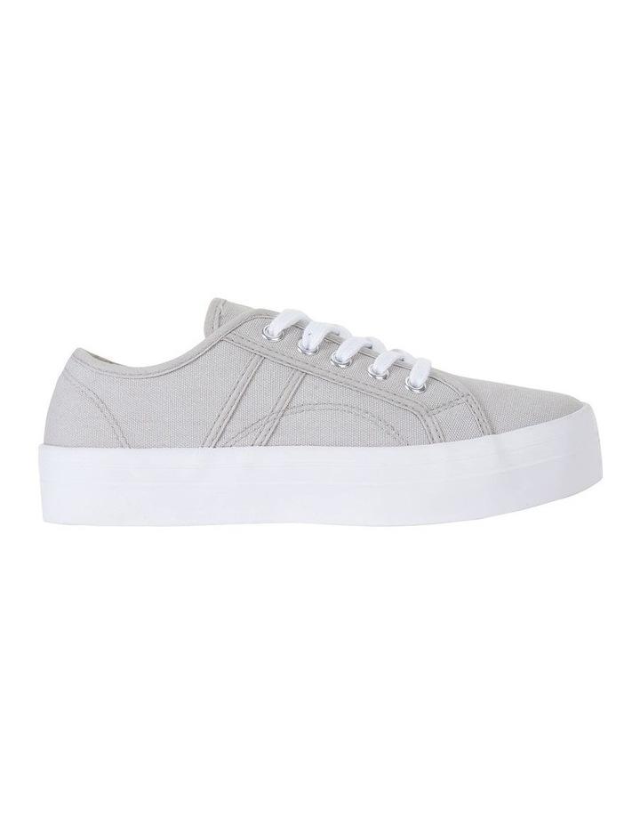 Scott Grey Canvas Sneaker image 1