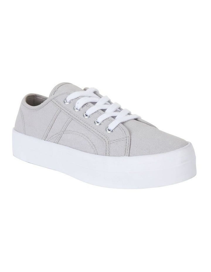 Scott Grey Canvas Sneaker image 2