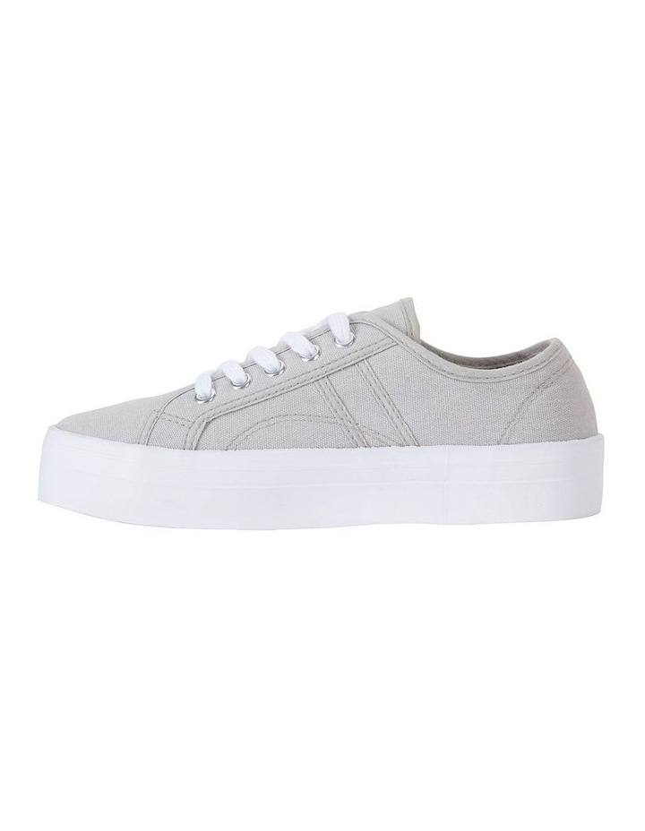 Scott Grey Canvas Sneaker image 3