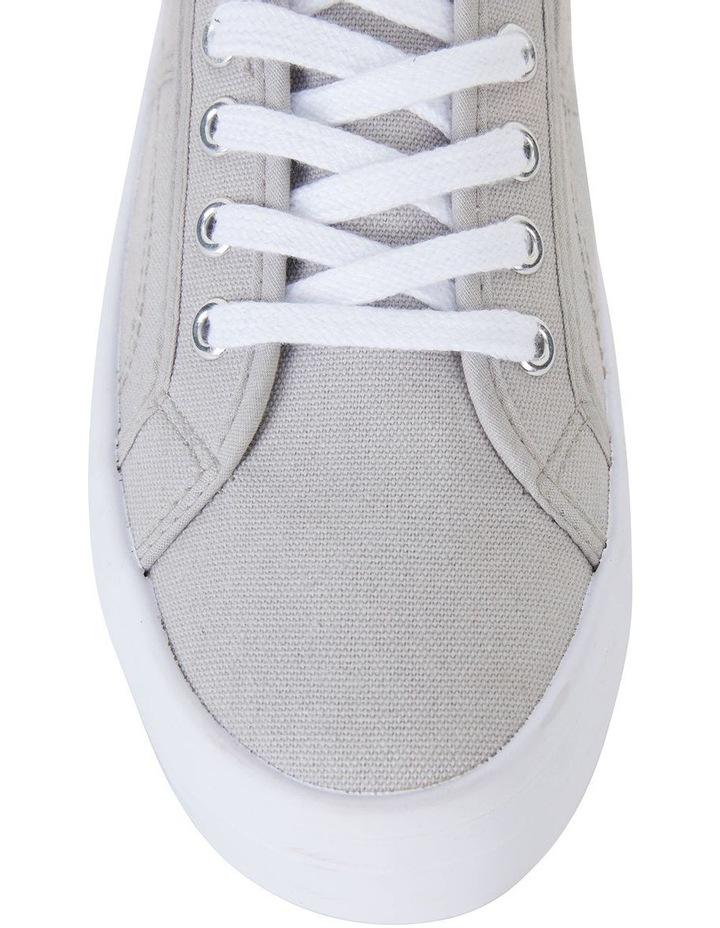 Scott Grey Canvas Sneaker image 5