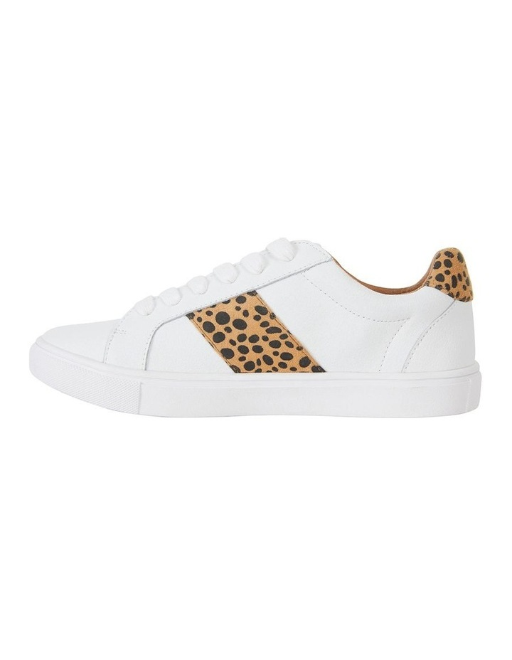 Storm White/Animal Sneaker image 3