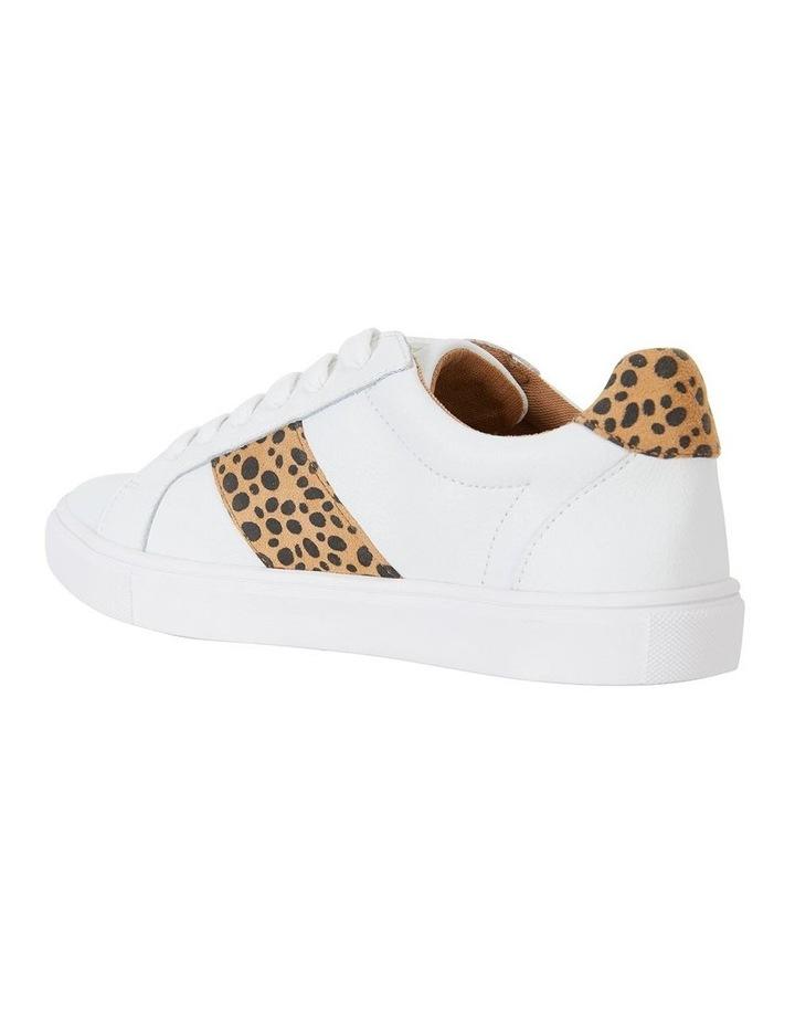 Storm White/Animal Sneaker image 4