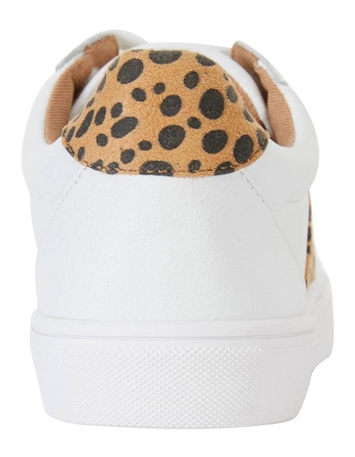 Storm White/Animal Sneaker image 6
