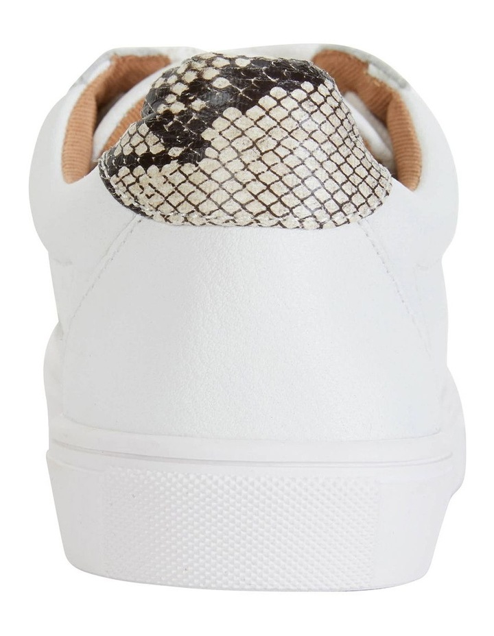 Storm White/Snake Sneaker image 5