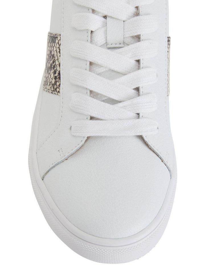 Storm White/Snake Sneaker image 6