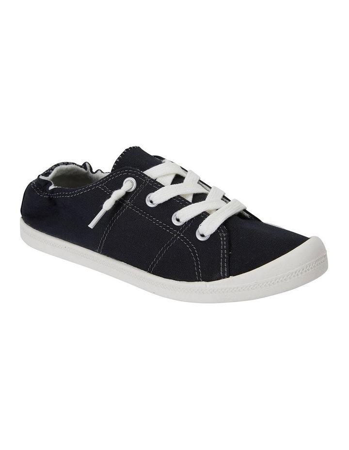 Link Black Fabric Sneaker image 2