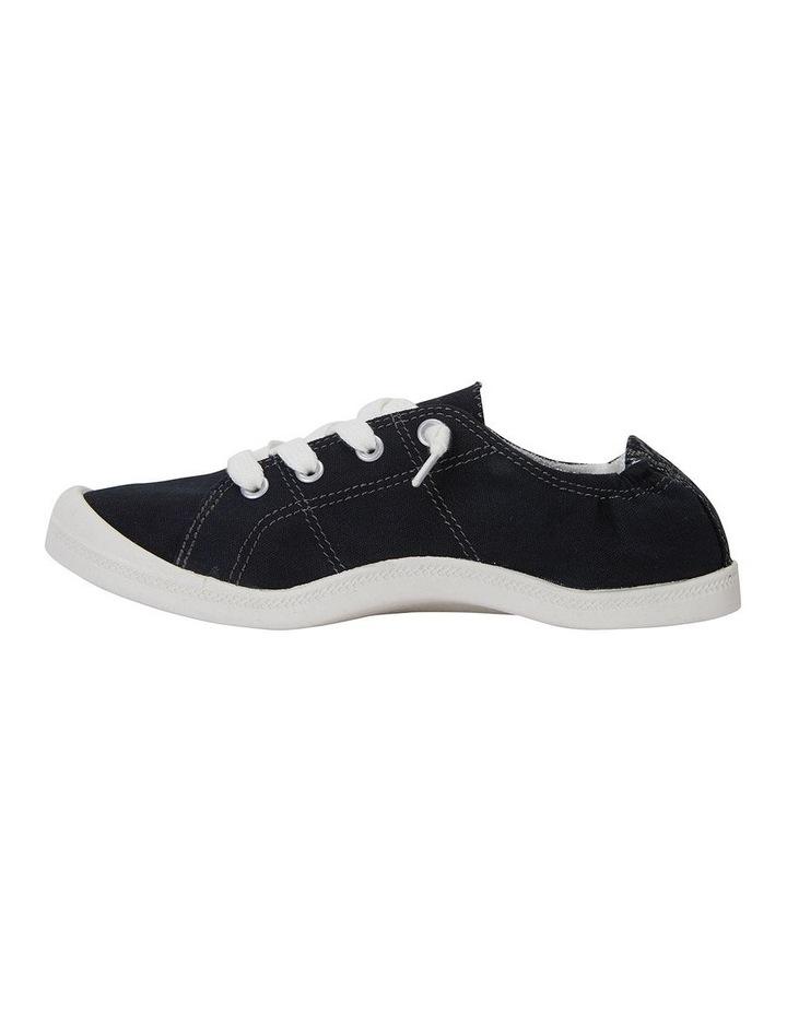 Link Black Fabric Sneaker image 3