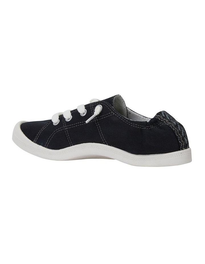 Link Black Fabric Sneaker image 4