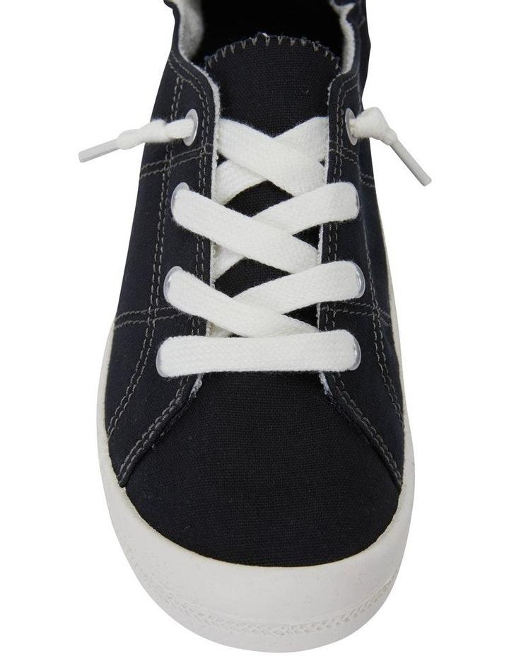 Link Black Fabric Sneaker image 5