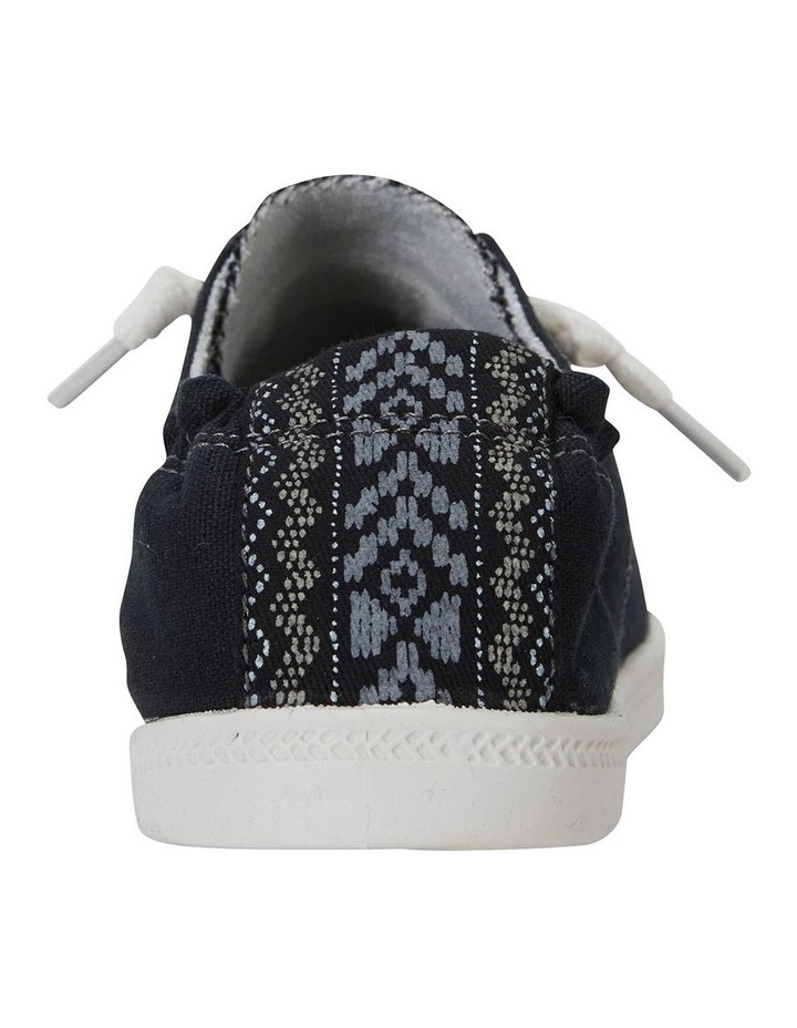 Link Black Fabric Sneaker image 7