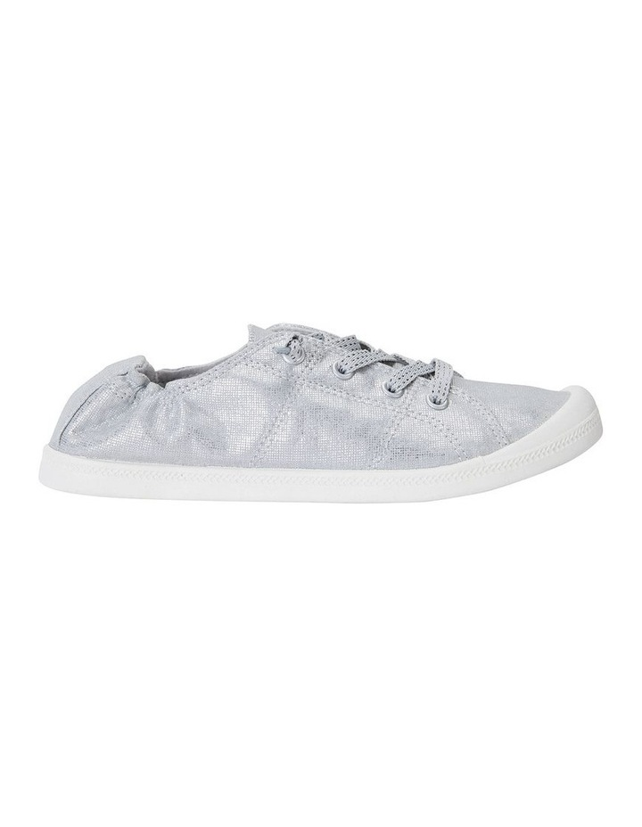 Link Silver Fabric Sneaker image 1