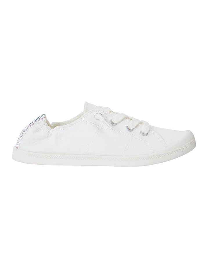 Link White Fabric Sneaker image 1