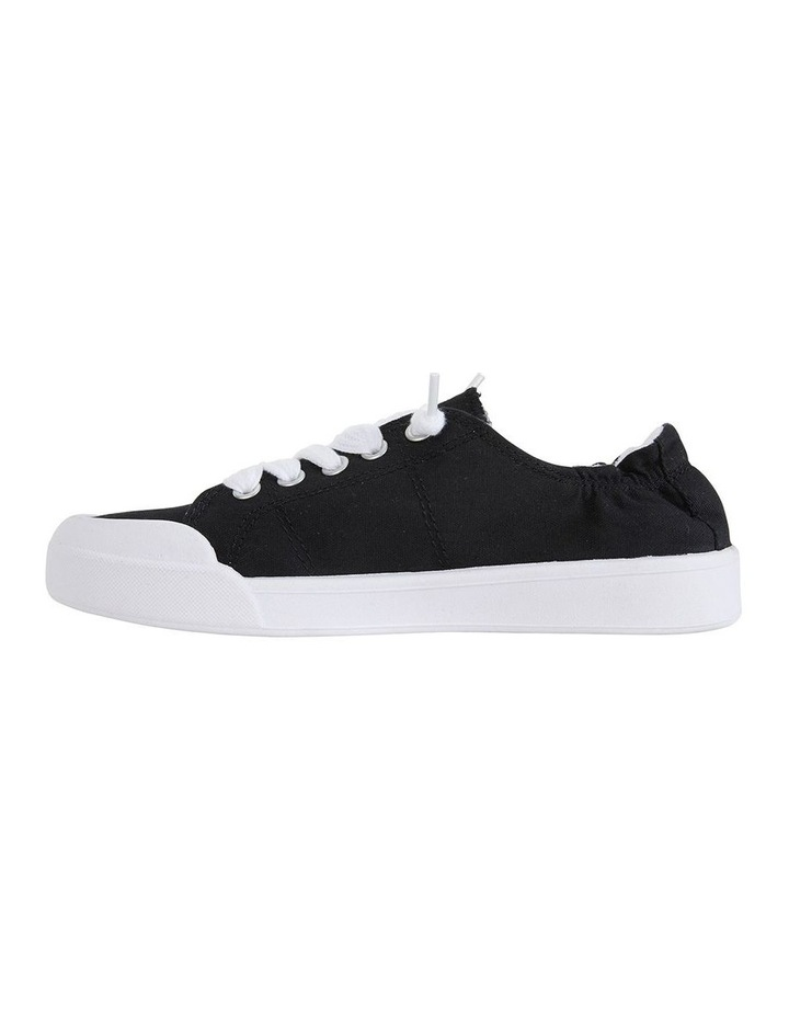 Switch Black Canvas Sneaker image 3