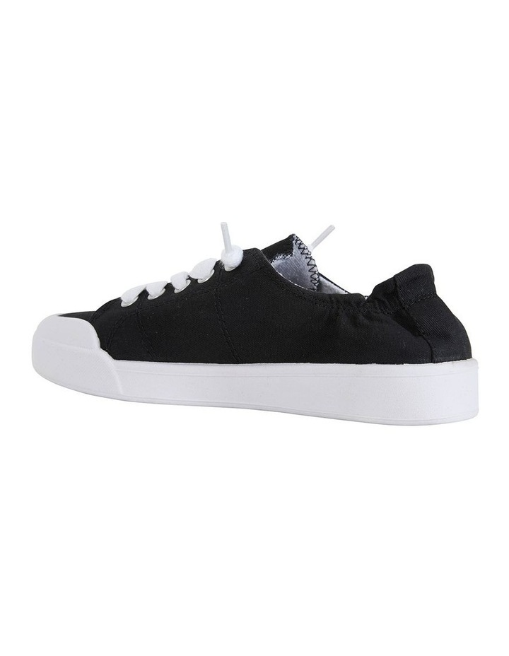 Switch Black Canvas Sneaker image 4
