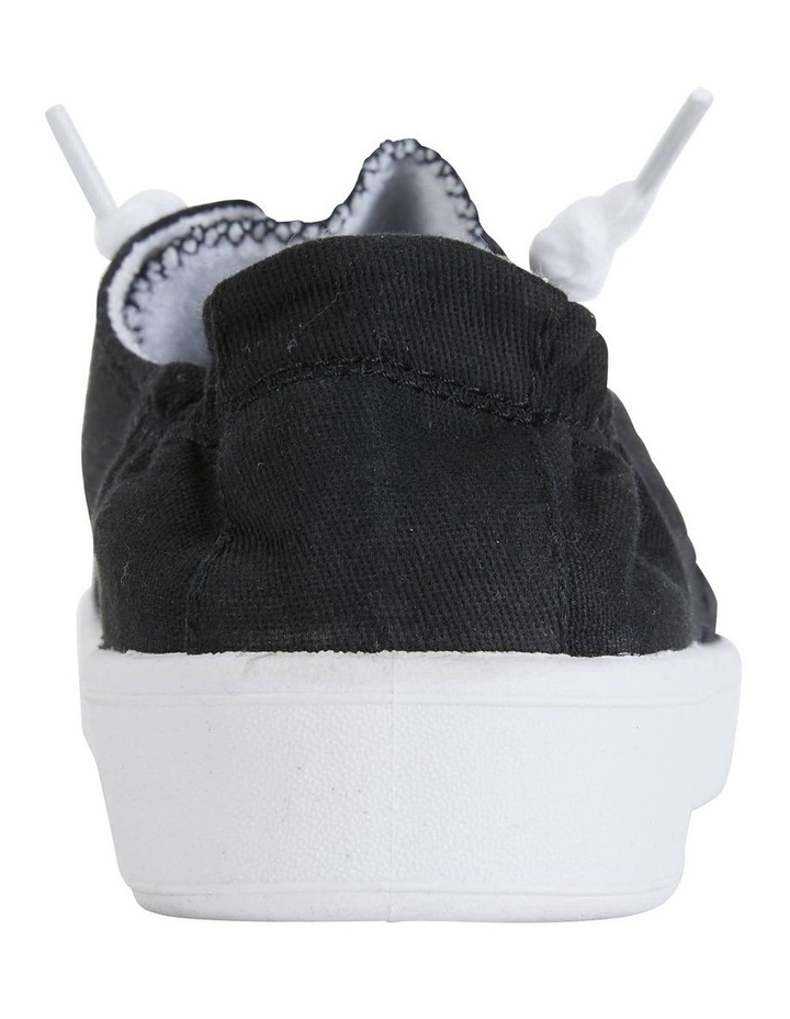 Switch Black Canvas Sneaker image 7