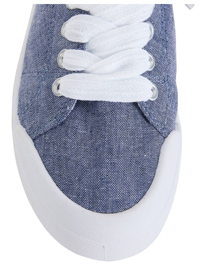Switch Denim Canvas Sneaker image 5
