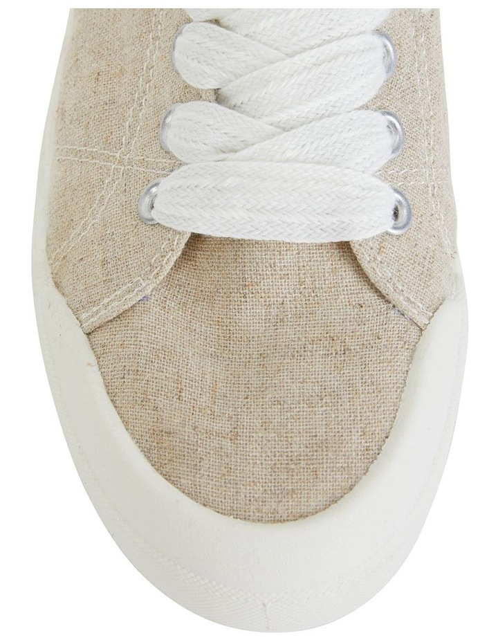 Switch Natural Canvas Sneaker image 5