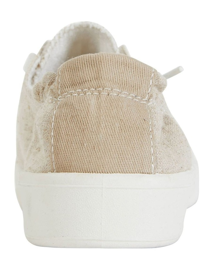Switch Natural Canvas Sneaker image 7