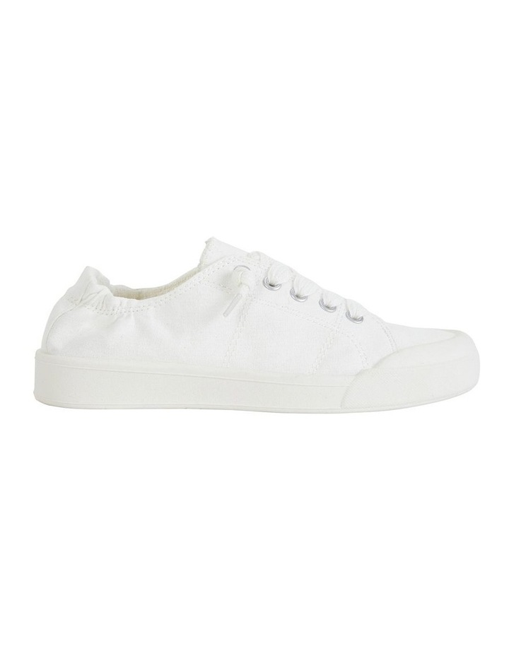 Switch White Canvas Sneaker image 2