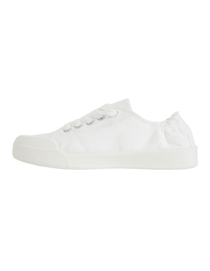 Switch White Canvas Sneaker image 3