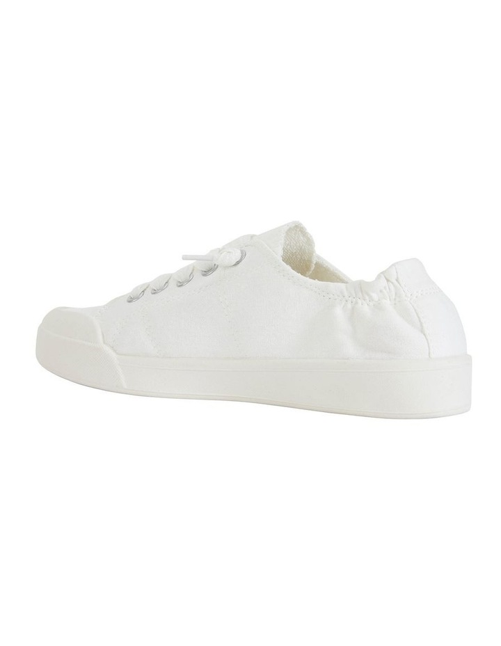 Switch White Canvas Sneaker image 4