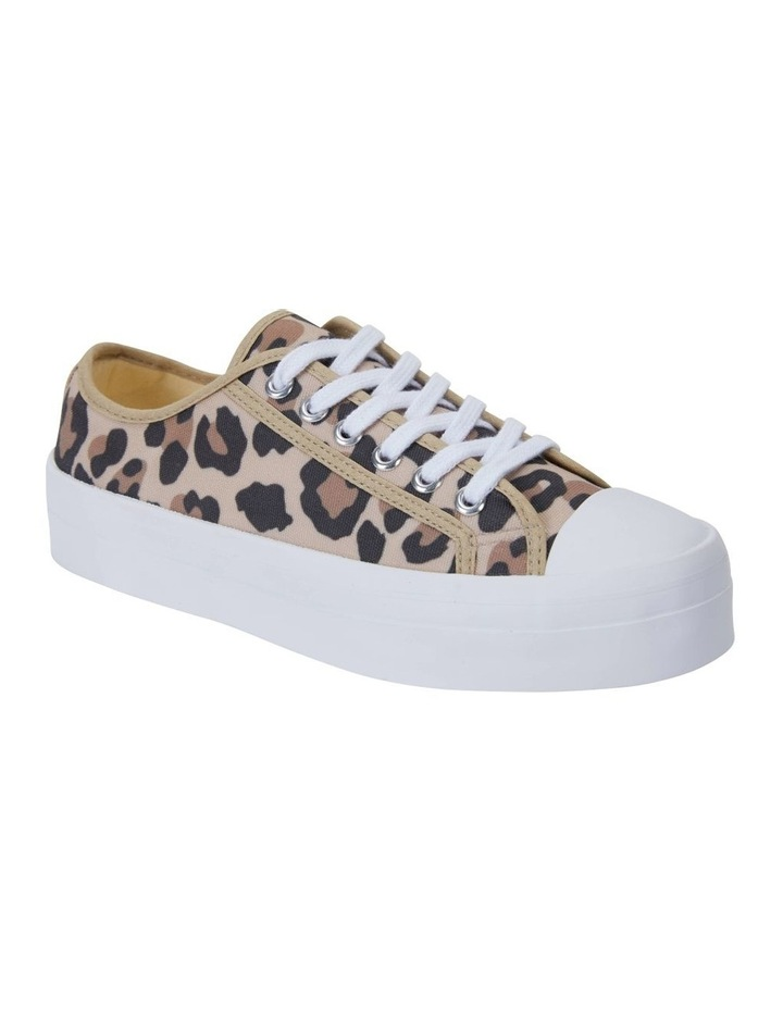 Stacey Animal Canvas Sneaker image 2