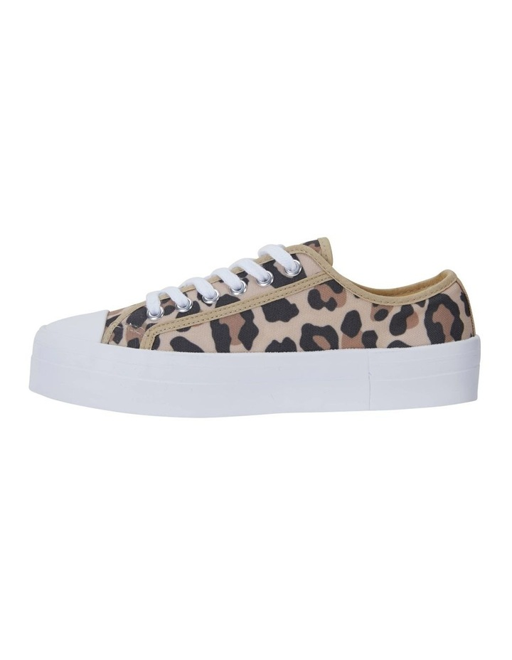Stacey Animal Canvas Sneaker image 3