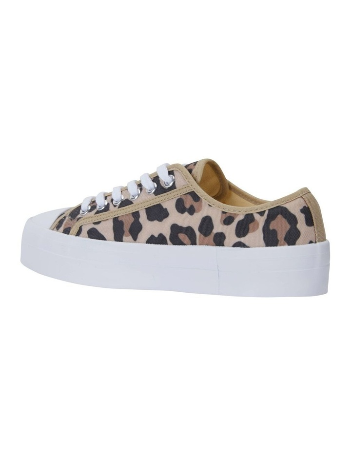 Stacey Animal Canvas Sneaker image 4