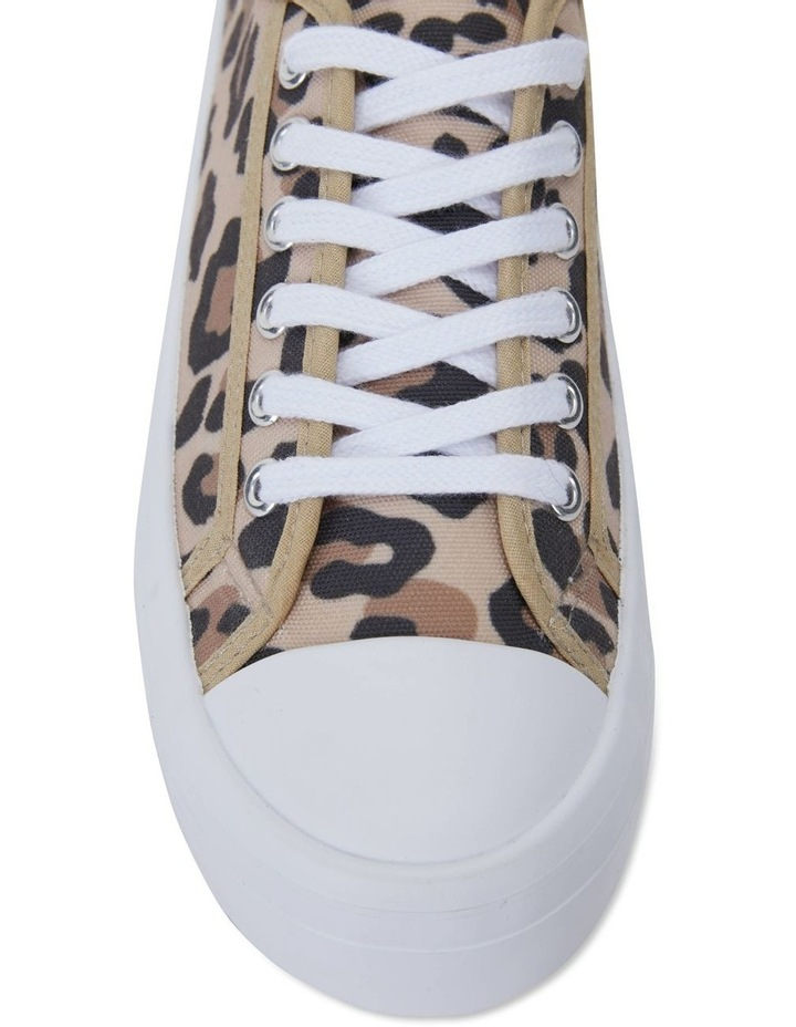 Stacey Animal Canvas Sneaker image 5