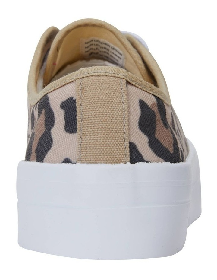 Stacey Animal Canvas Sneaker image 7