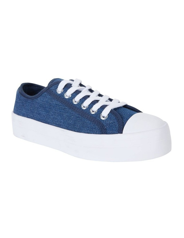Stacey Denim Canvas Sneaker image 2