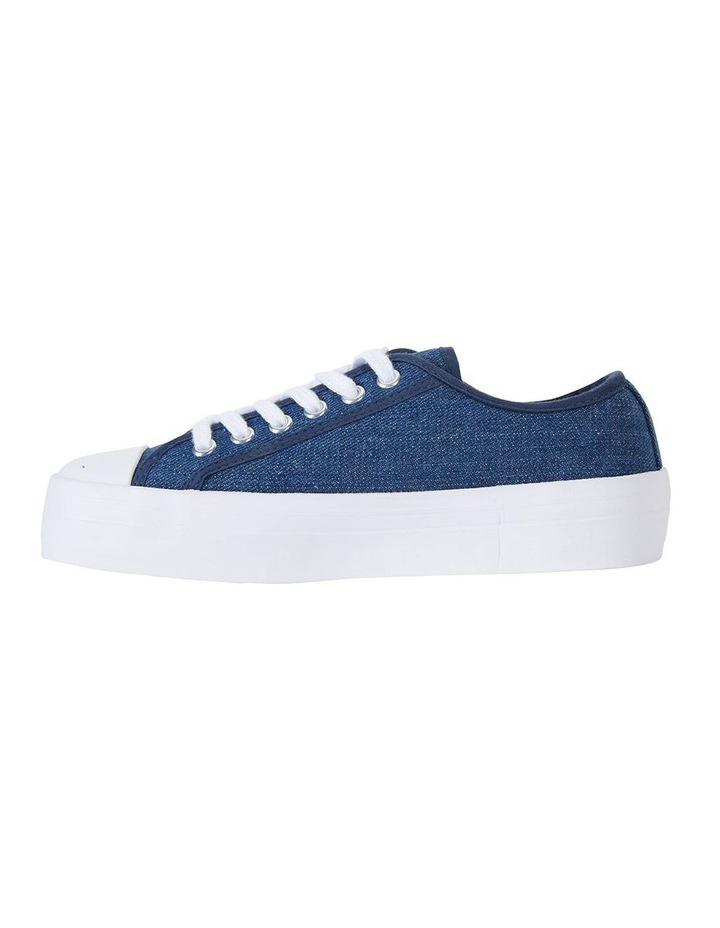 Stacey Denim Canvas Sneaker image 3