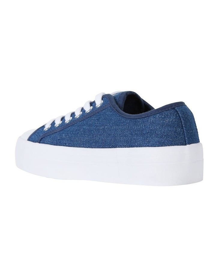 Stacey Denim Canvas Sneaker image 4