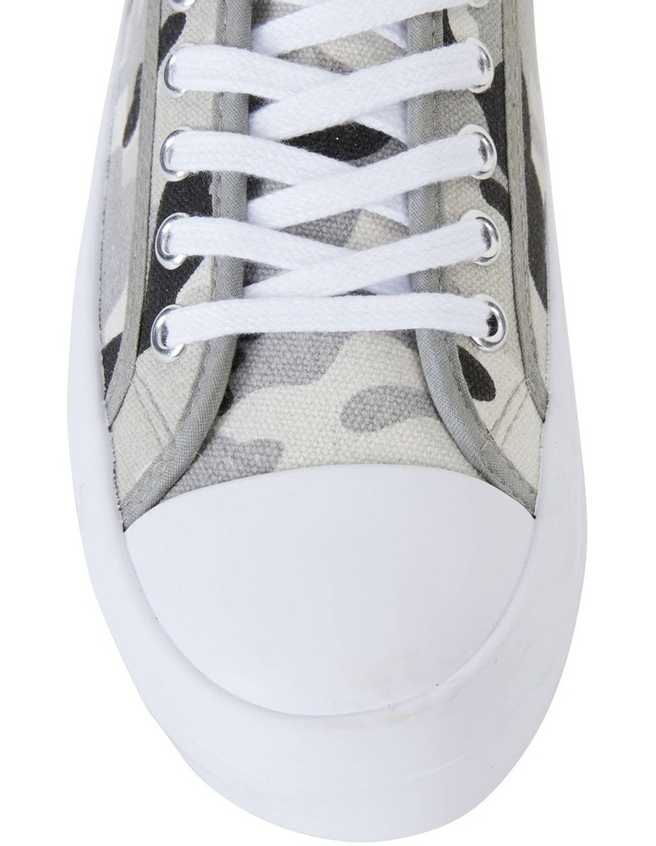 Stacey Light Camouflage Sneaker image 5