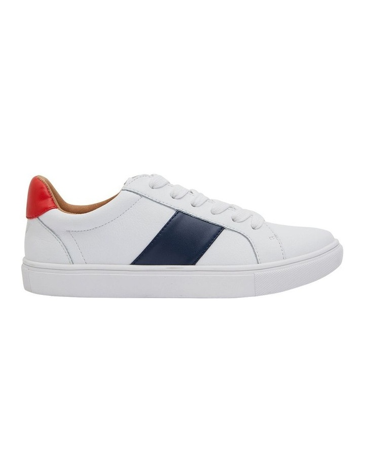 Storm White/ Navy/ Red Sneaker image 1