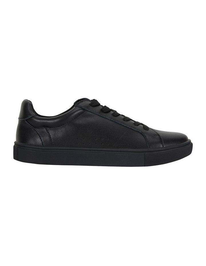 Serena Black/Black Glove Sneaker image 1