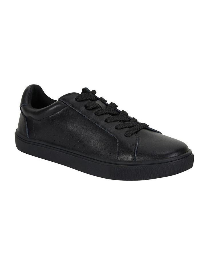 Serena Black/Black Glove Sneaker image 2