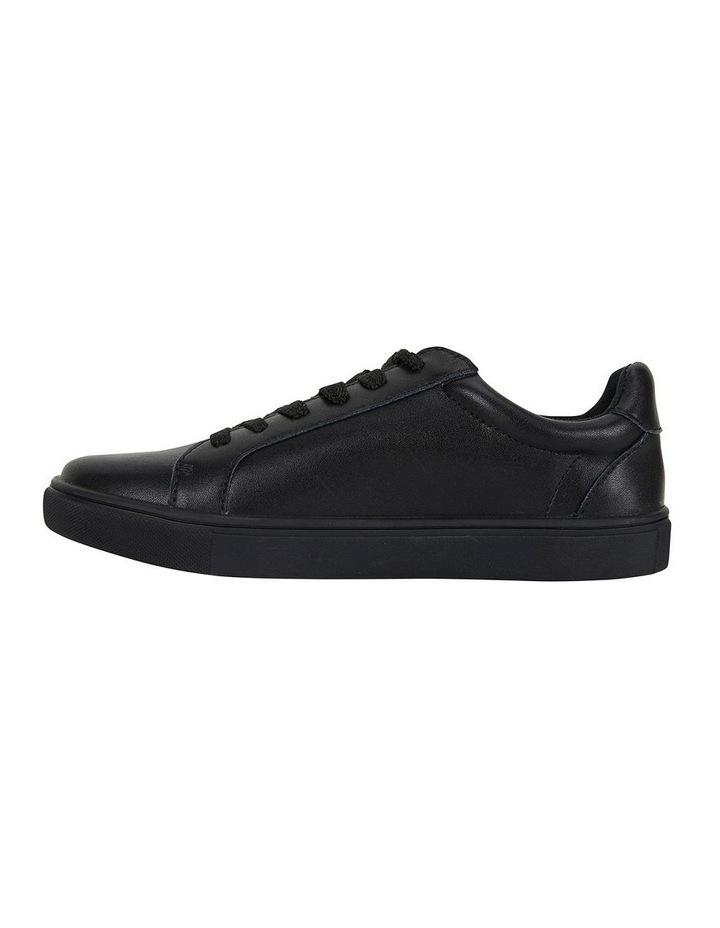 Serena Black/Black Glove Sneaker image 3