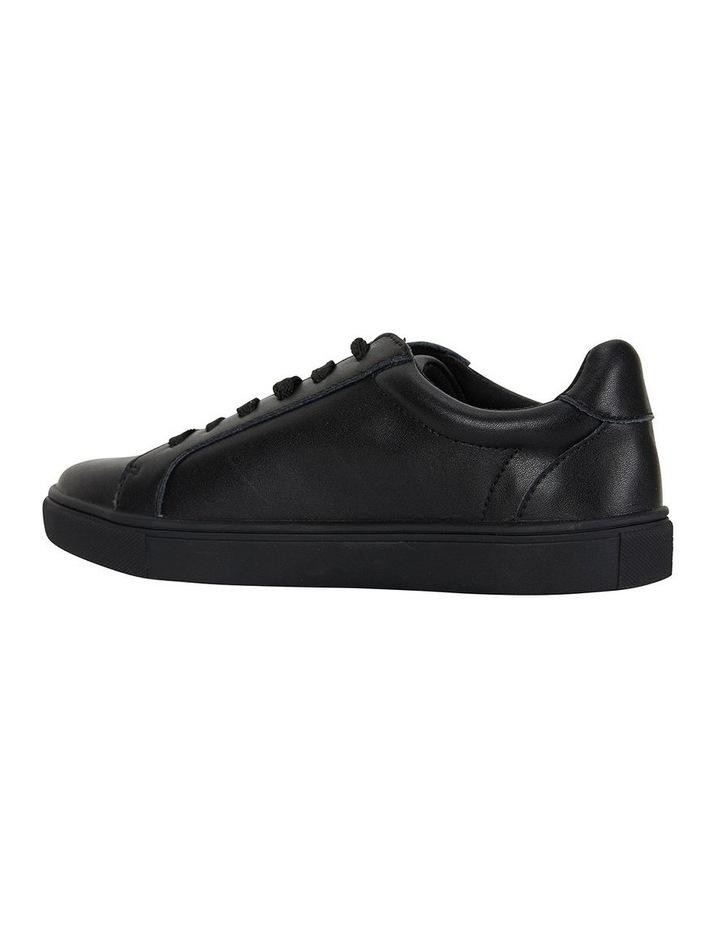 Serena Black/Black Glove Sneaker image 4