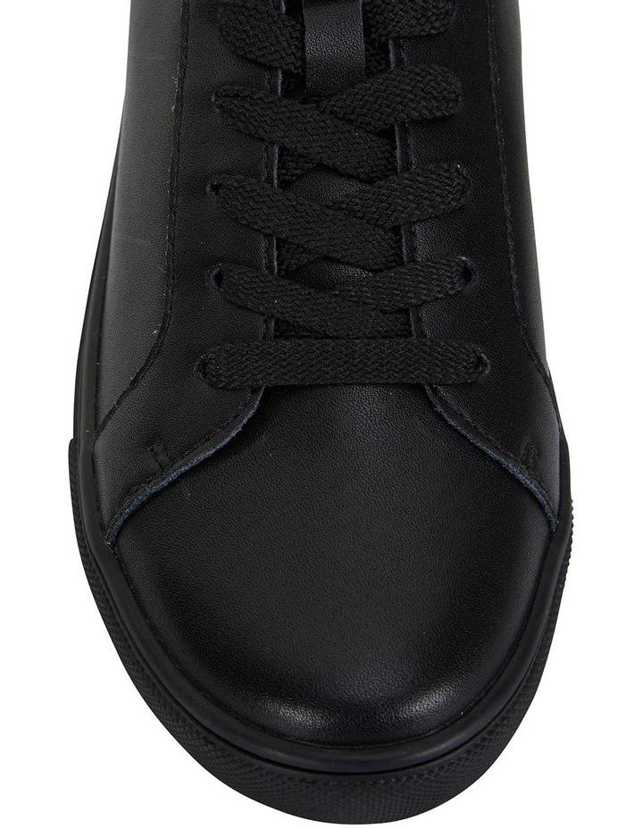 Serena Black/Black Glove Sneaker image 5