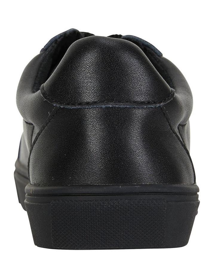 Serena Black/Black Glove Sneaker image 6