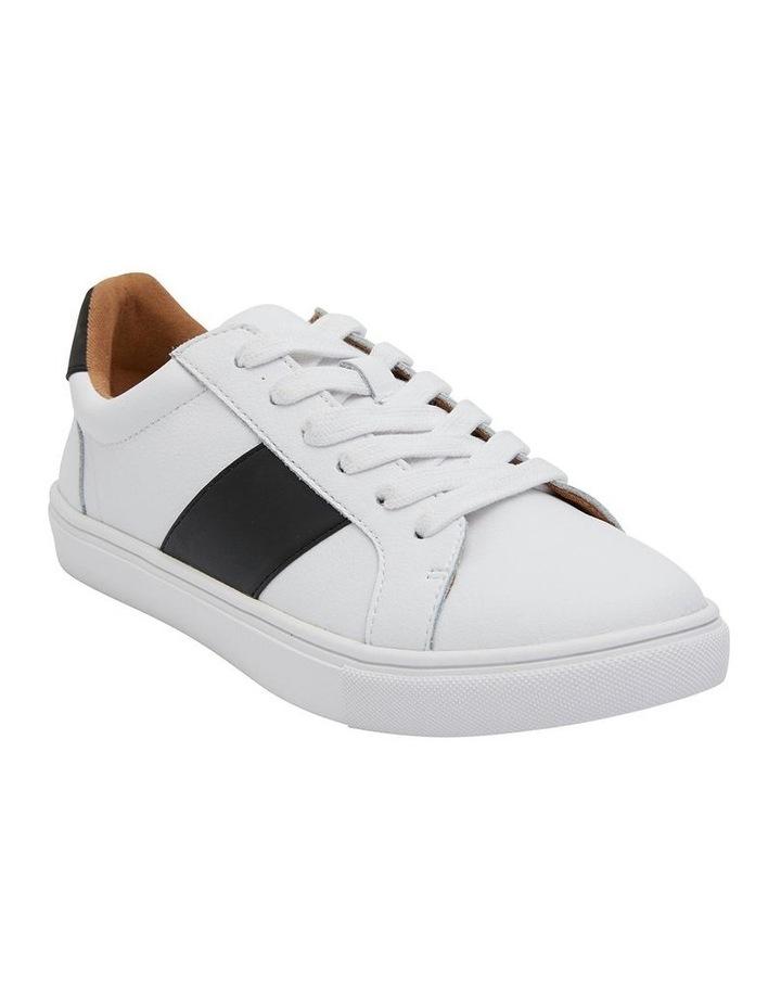 Storm White/Black Sneaker image 2