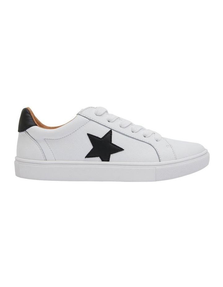Stark White/Black Sneaker image 1