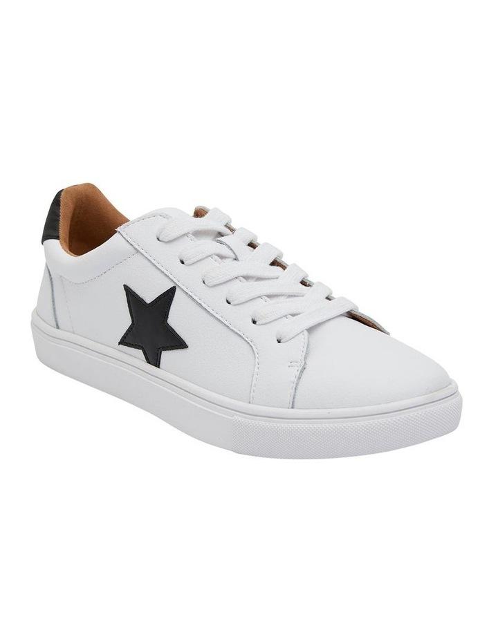 Stark White/Black Sneaker image 2