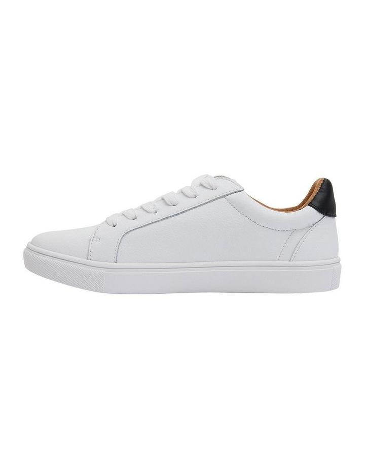 Stark White/Black Sneaker image 3