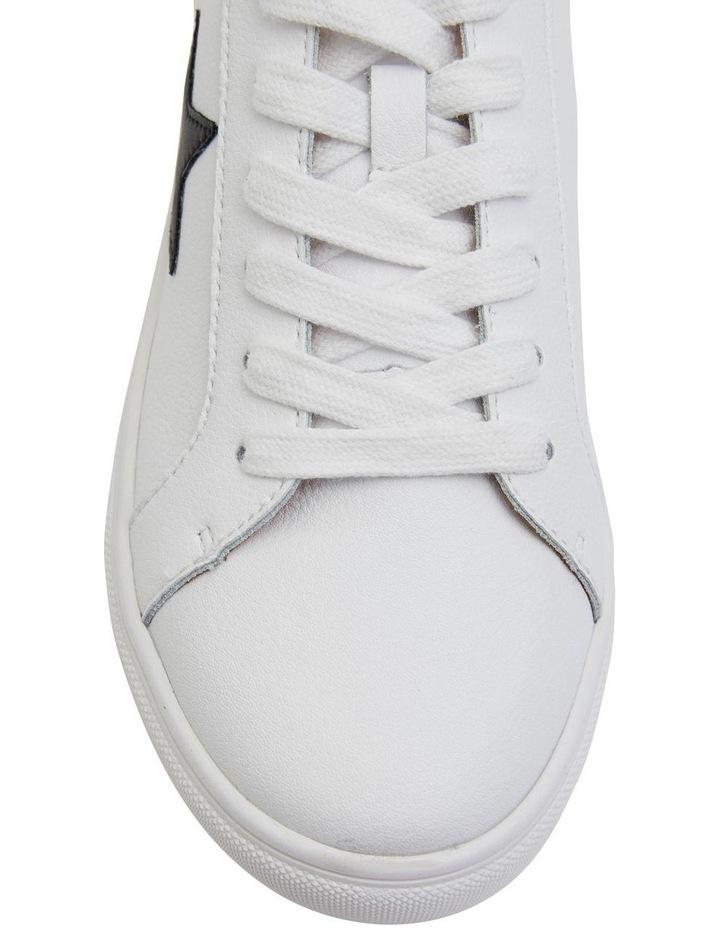 Stark White/Black Sneaker image 5