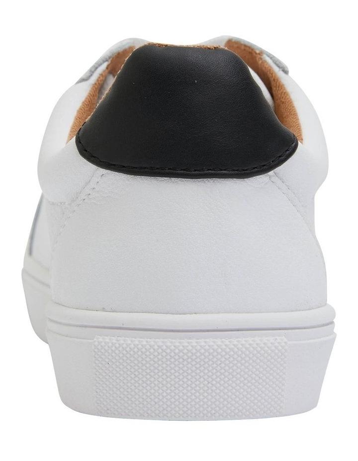 Stark White/Black Sneaker image 6